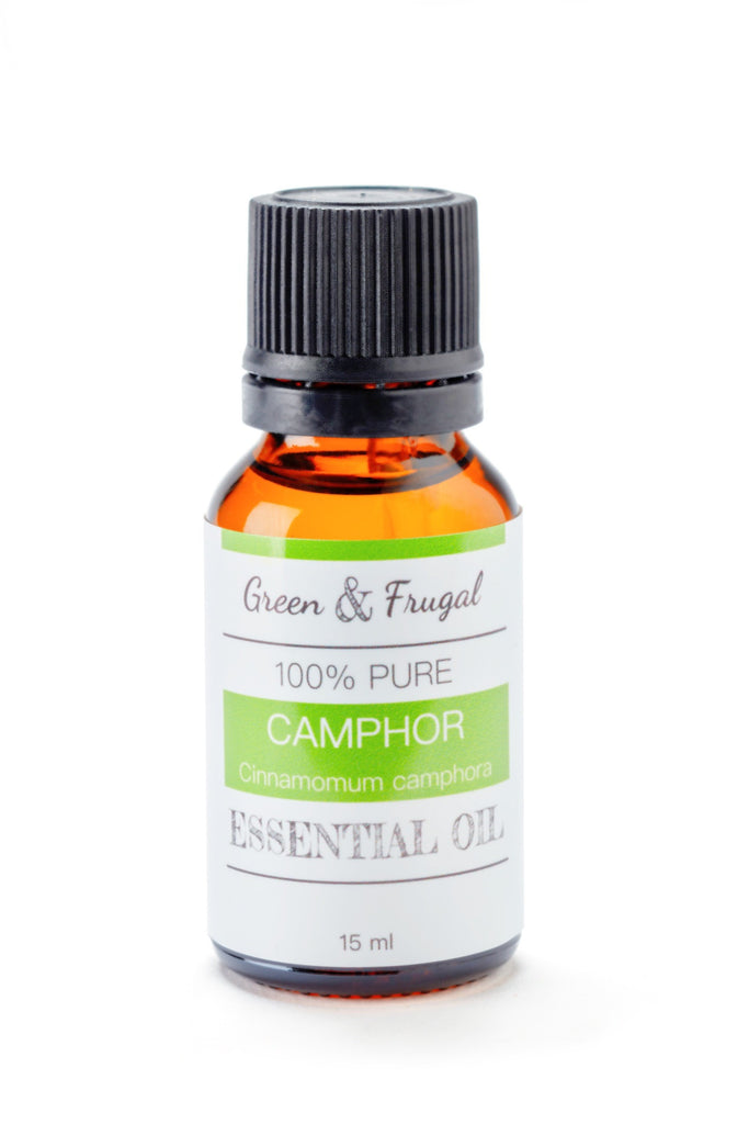 Camphor Essential Oil - 15ml