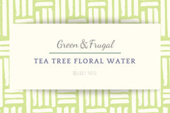 Tea Tree Floral Water