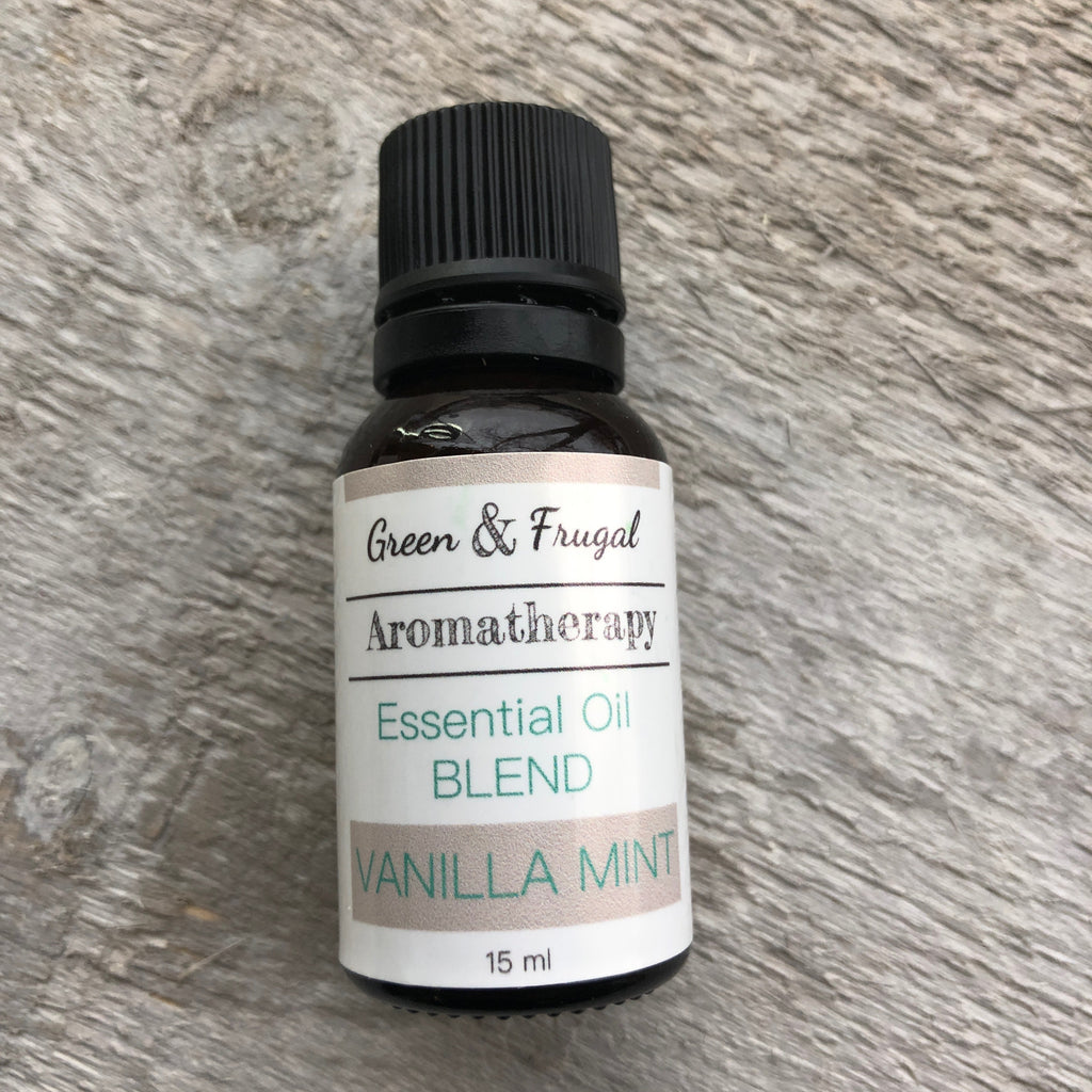 Vanilla Mint Essential Oil Blend