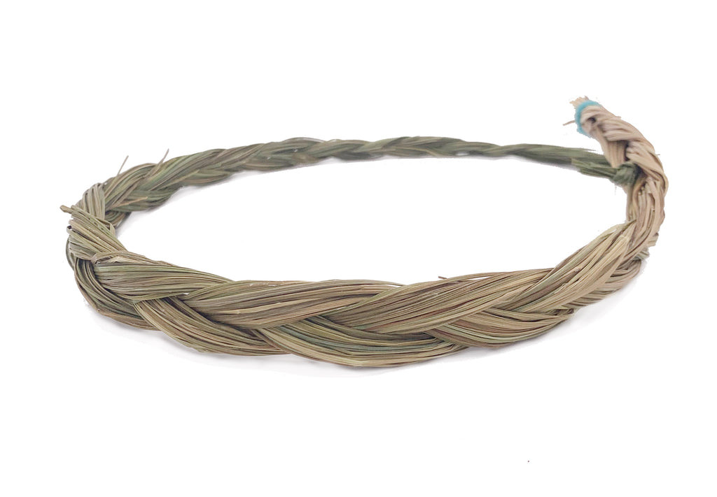 Sweet Grass, braided