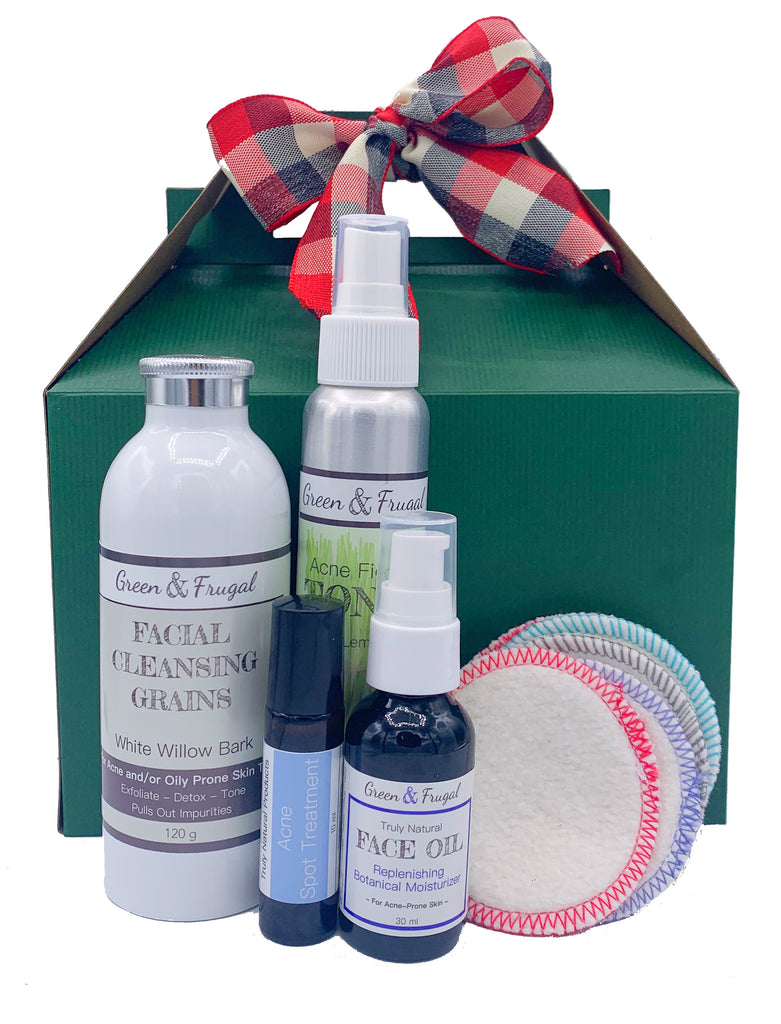 Acne Skin Care Gift Set