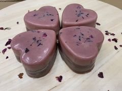 Lotion Bars - Chocolate Hibiscus