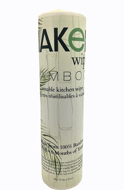 Naked Bamboo Wipes