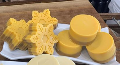 Lotion Bars - Orange Chocolate