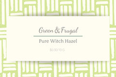 Pure Witch Hazel