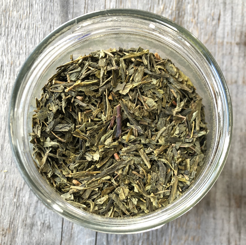 Green Tea (Japanese), Cut & Sifted
