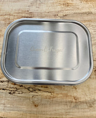 Bento Stainless Steel Lunch Box - Airtight