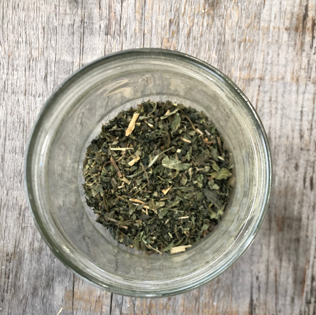 Nettle Leaves, Cut & Sifted