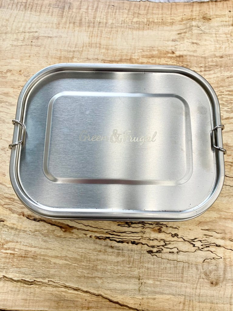 Stainless Steel Lunch Box - Airtight