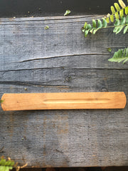 Incense Holder, Wooden