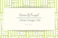 White Vinegar, 12% (Cleaning grade)