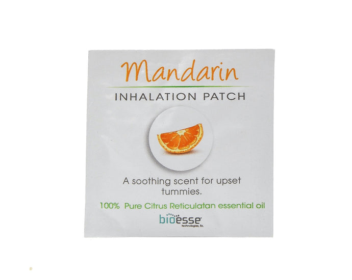 Mandarin Inhalation Patch