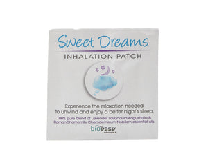 Sweet Dreams Inhalation Patch