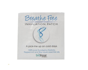 Breathe Free Inhalation Patch