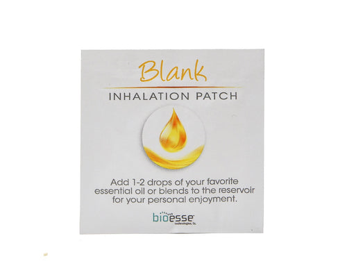 Blank Inhalation Patch