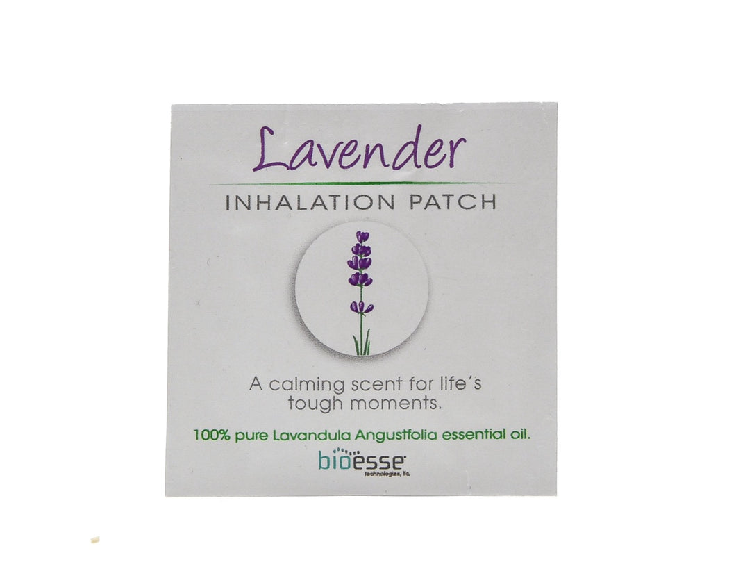 Lavender Inhalation Patch
