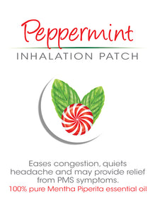 Peppermint Inhalation Patch