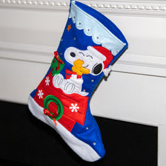Snoopy Christmas Stocking