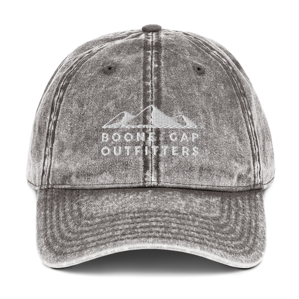 BOONE GAP OUTFITTERS VINTAGE HAT