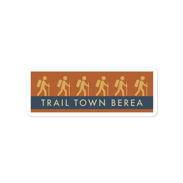 HIKE BEREA - TRAIL TOWN BEREA COLLECTION
