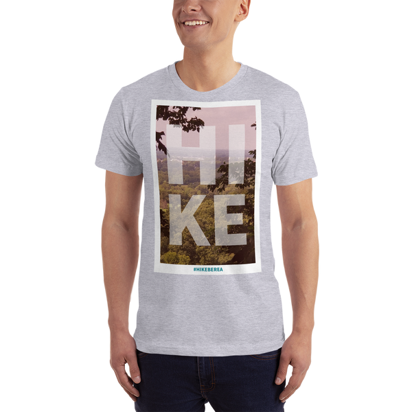 #HIKEBEREA MENS SHIRT