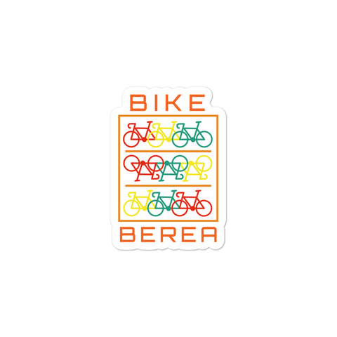 BIKE BEREA STICKER
