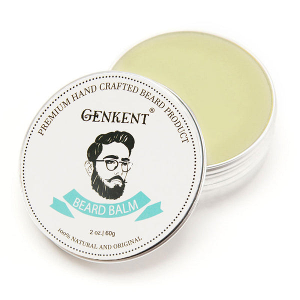 BAUME À BARBE 100% NATUREL 60GR - Beard&Whisky