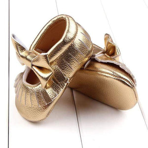 Sweet Bowknot Shoes - Aria & Sophia