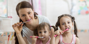 How to Make Tooth Brushing Fun For Toddlers