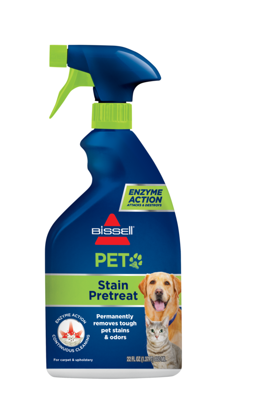Pet Stain Pretreat for Carpet & Upholstery (22 oz) | 0790