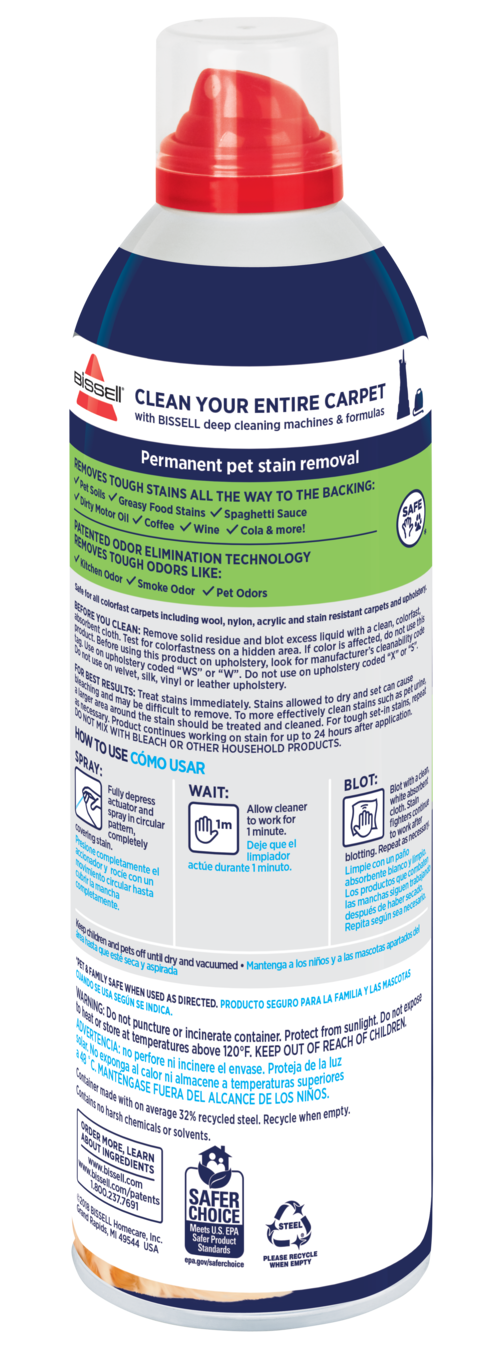 Power Shot® Oxy for Carpet & Rug Pet Stain Removal | 13A21