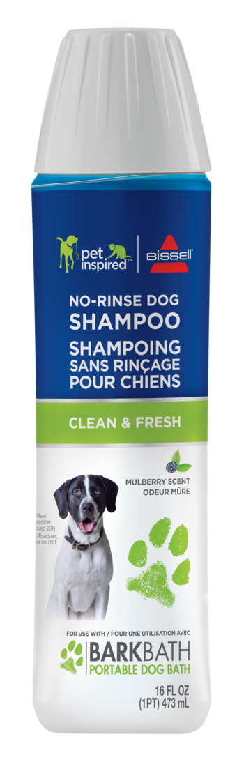 BISSELL Clean & Fresh No Rinse Dog Shampoo for BARKBATH™ (2 pack) | 2178A