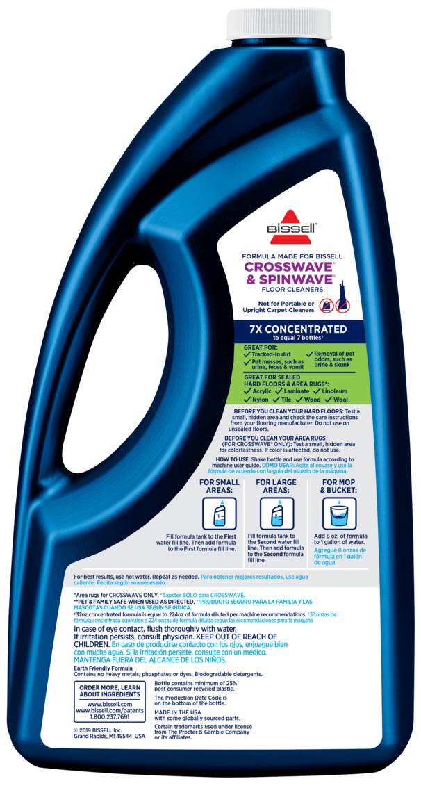 Multi-Surface Pet w/ Febreze® Freshness for CrossWave® (64 oz) | 22951