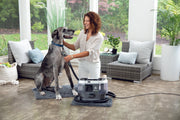 BISSELL® BARKBATH™ Dual Use 2592 | 2-in-1 Portable Dog Bath and Grooming System & Deep Cleaner
