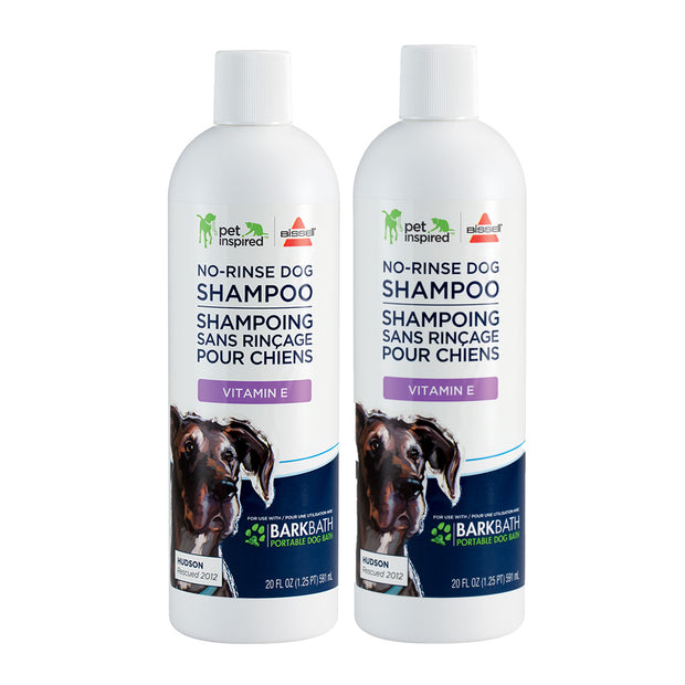 Vitamin E No-Rinse Dog Shampoo for BARKBATH™ (2-pack) | 27941