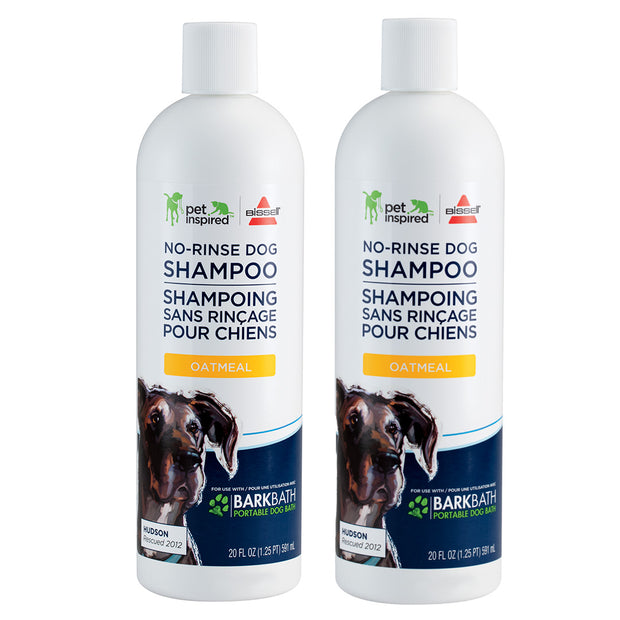 Oatmeal No-Rinse Dog Shampoo for BARKBATH™ (2-pack) | 27961