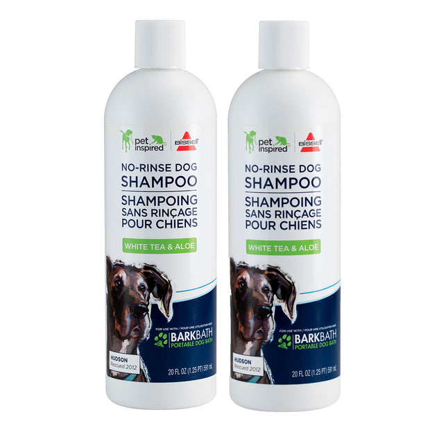 White Tea & Aloe No-Rinse Dog Shampoo for BARKBATH™ (2-pack) | 27971