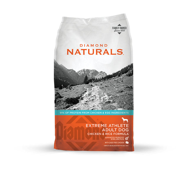 Diamond Naturals Extreme Athlete Dry Dog Food