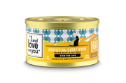 I And Love And You Grain Free Chicky Da Lish Stew Canned Cat Food