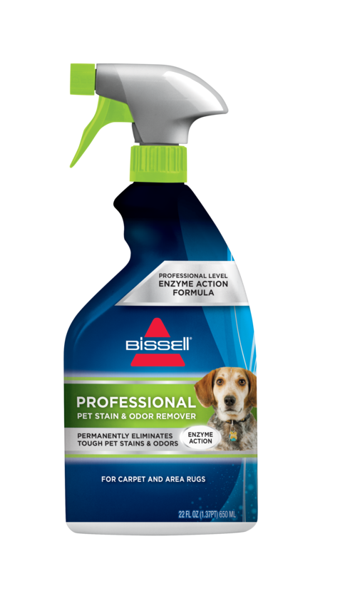 Professional Pet Stain and Odor Removing Formula | 77X7
