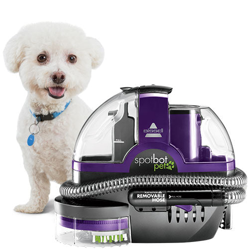 BISSELL® SpotBot® Pet Portable Carpet Cleaner | 2114