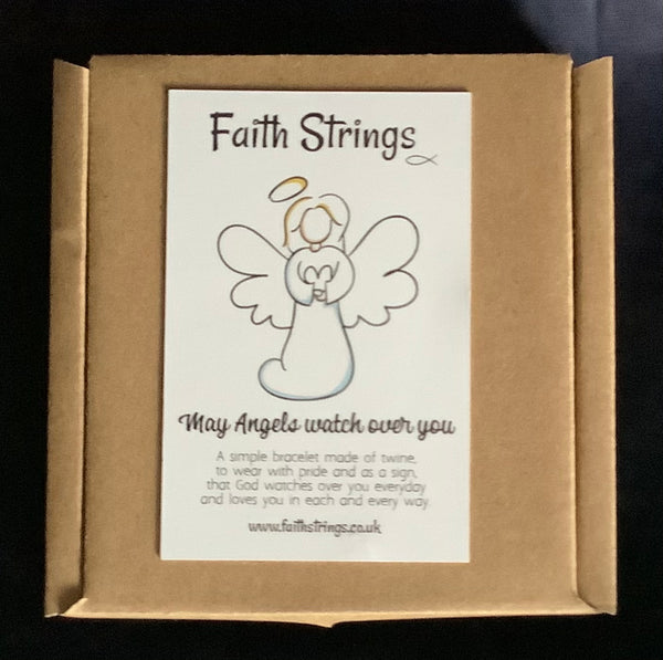 White Angel Gift Box