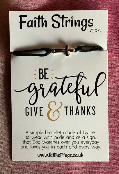 Be grateful and give thanks Gift Box