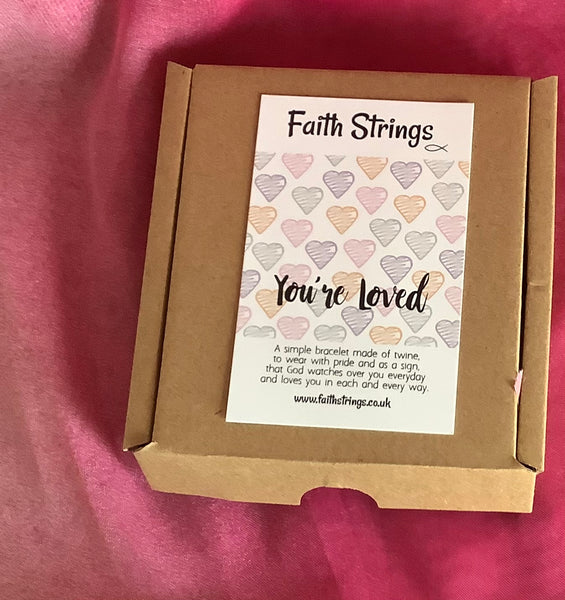 You're Loved Gift Box
