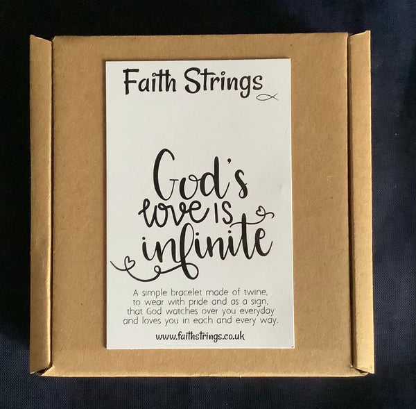 Gods love is Infinite Gift Box