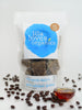 Exfoliating Scrub Cubes with Organic Oils | Organic Maple Syrup & Coffee | Handmade Organic Sugar & Soap Exfoliating Scrub | 410g Bag of 15