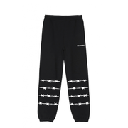BARBED WIRE SWEATPANTS