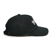 OLD ENGLISH ARCH CAP BLK / SILVER / WHT
