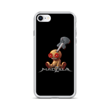Madzilla LV Doll iPhone Case
