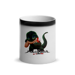 Baby Madzilla Magic Mug